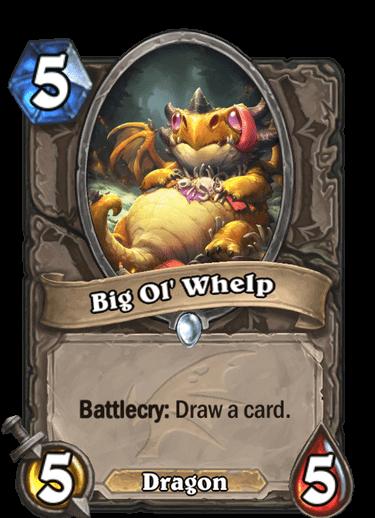 Big Ol Whelp