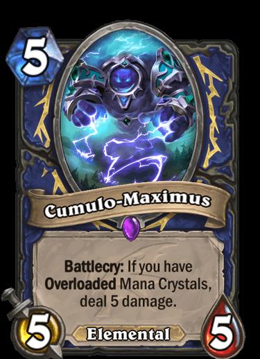 Cumulo-Maximus