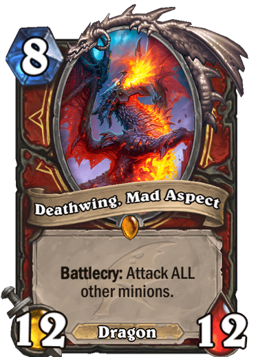 Deathwing, Mad Aspect