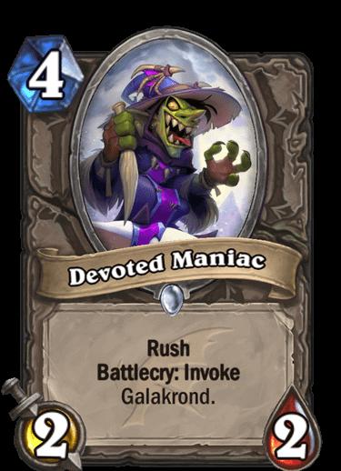 Devoted Maniac