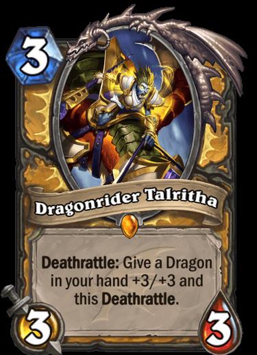 Dragonrider Talritha