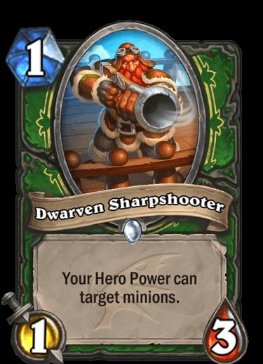 Dwarvern Sharpshooter