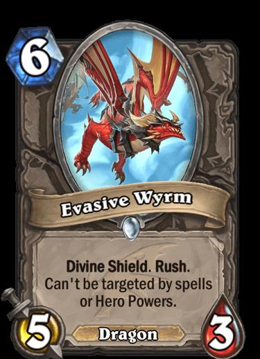 Evasive Wyrm