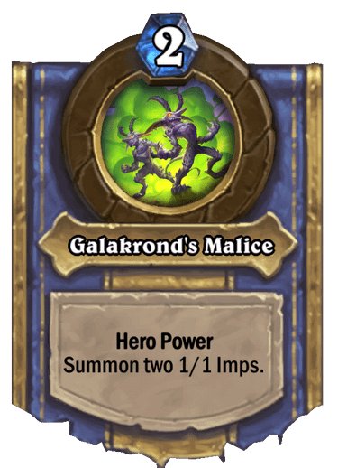 Galakrond Malice
