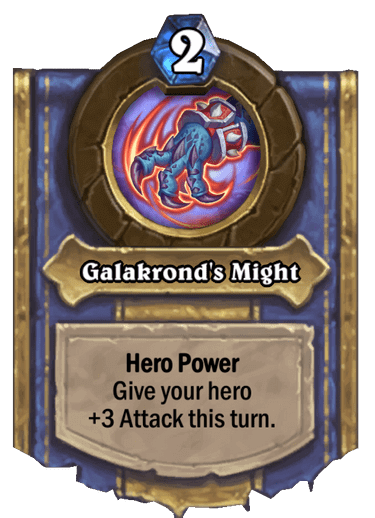 Galakrond's Might