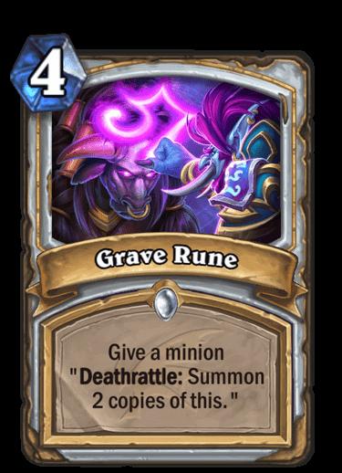 Grave Rune