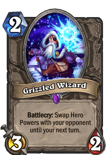 Grizzled Wizard