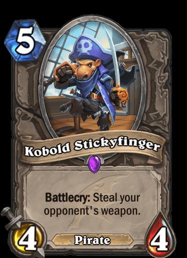 Kobold Stickyfinger