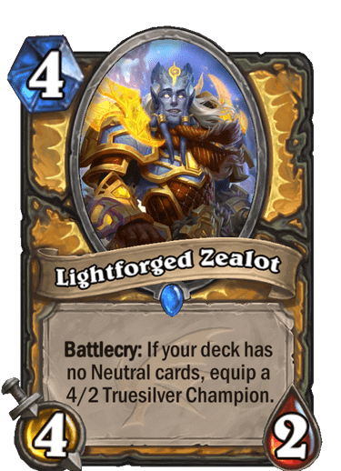 Lightforged Zealot