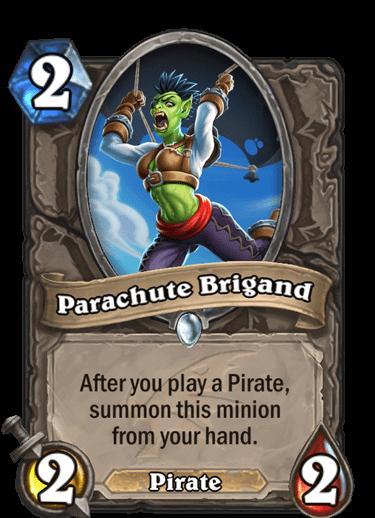 Parachute Brigand