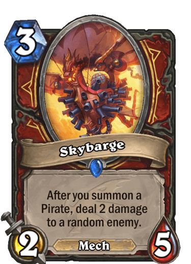 Skybarge