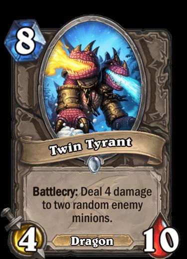 Twin Tyrant