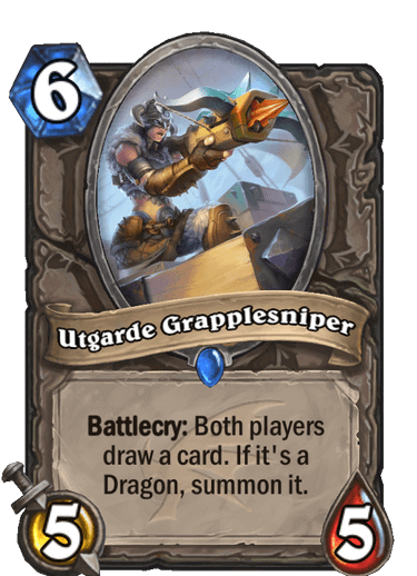 Utgarde Grapplesniper