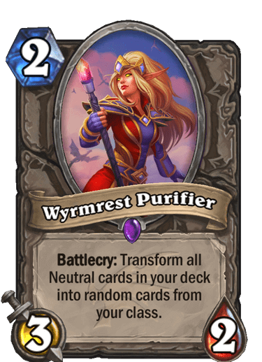 Wyrmrest Purifier