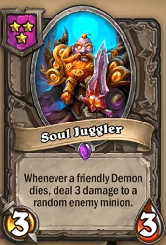 Soul Juggler