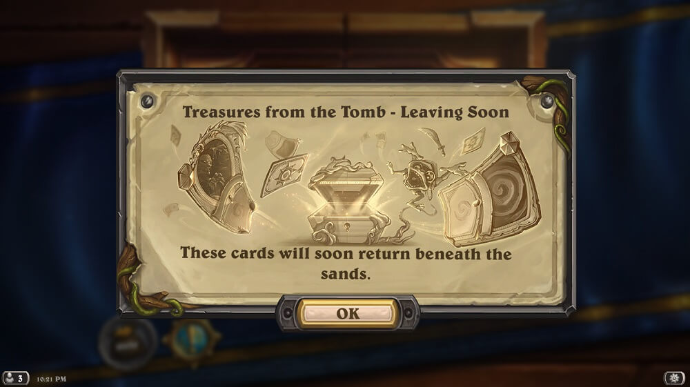 Treasure of the Tomb