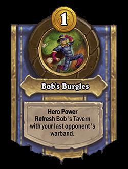 Bobs Burgles