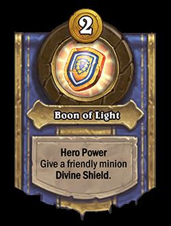 Boon of Light