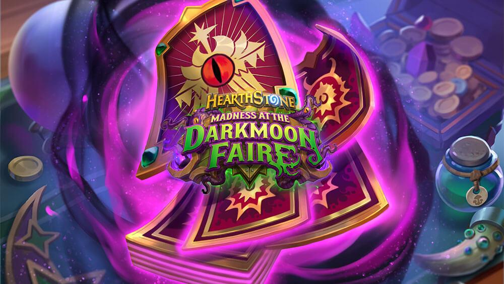 Darkmoon Faire megjelenés Hearthstone Hungary