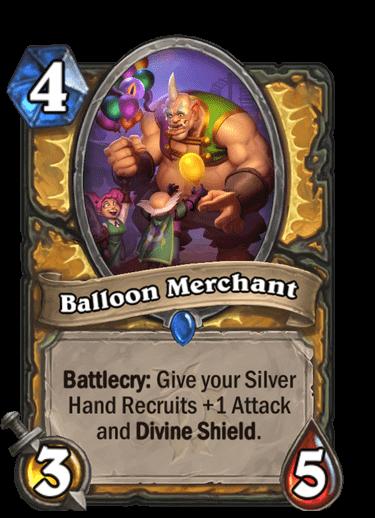 Balloon Merchant