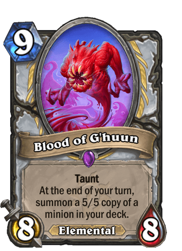 Blood of Ghuun