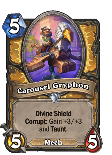 Carousel Gryphon