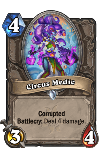 Circus Medic Corrupted