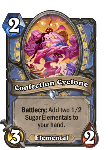 Confection Cyclone