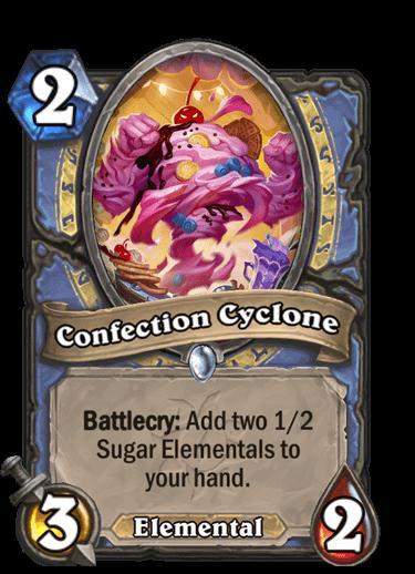 Confection Cyclone