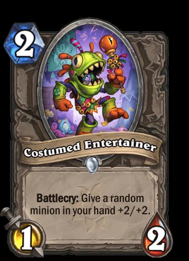 Costumed Entertainer