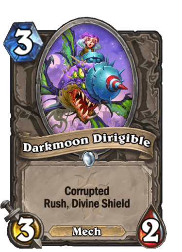 Darkmoon Dirigible Corrupted