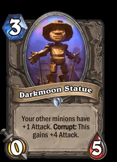 Darkmoon Statue