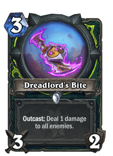 Dreadlords Bite