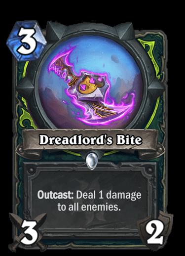 Dreadlords Bite