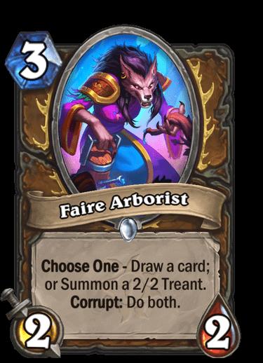 Faire Arborist