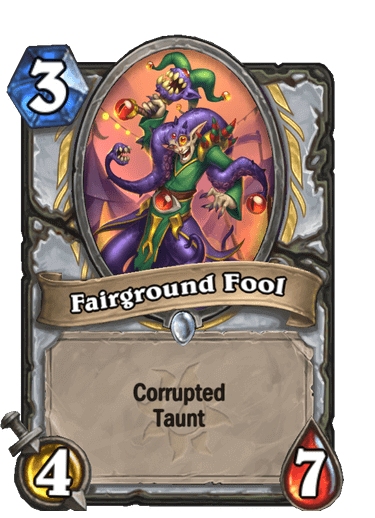 Fairground Fool Corrupted