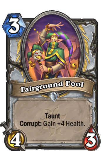 Fairground Fool