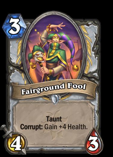 Fairground Fool