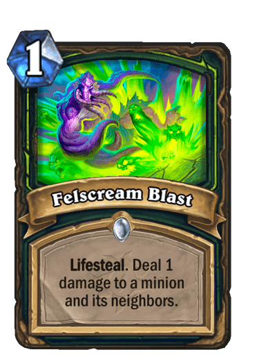 Felscream Blast