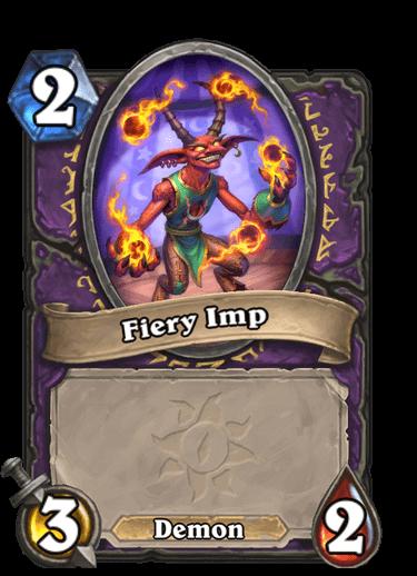 Fiery Imp