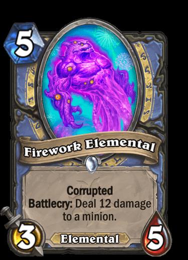 Firework Elemental Corrupted