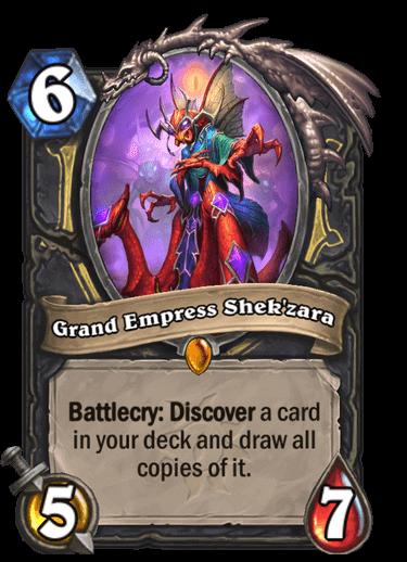 Grand Empress Shekzara