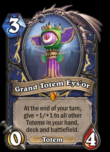 Grand Totem Eysor
