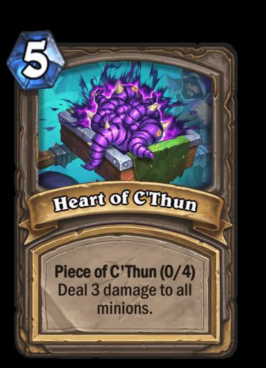 Heart of Cthun