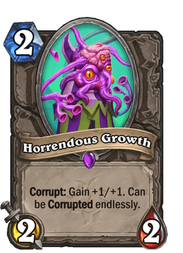 Horrendous Growth
