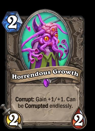Horrendous Growth