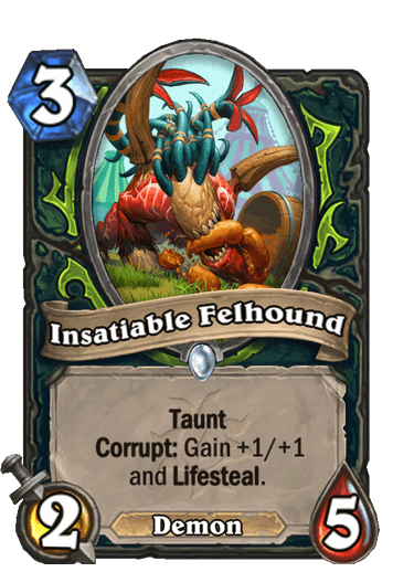 Insatiable Felhound