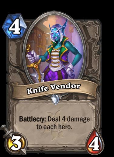 Knife Vendor