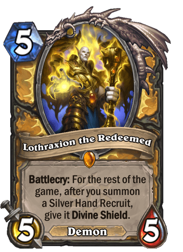Lothraxion the Redeemed