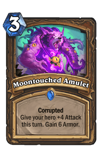 Moontouched Amulet Corrupted